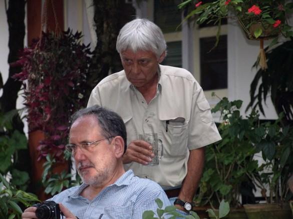 Dennis Cornell, Peter Abel