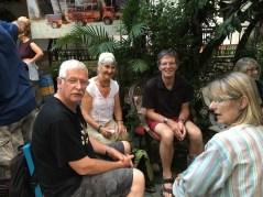 Ken, Lindi, Bob, Jenny