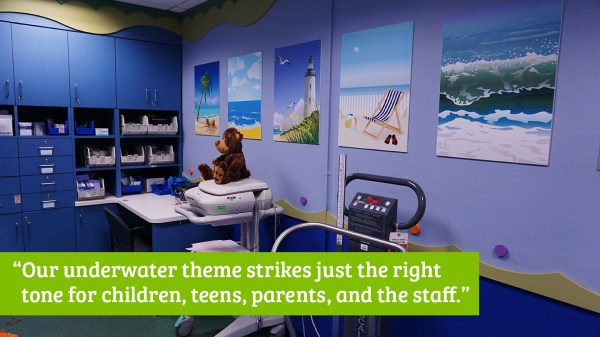 enCourage Care Rooms