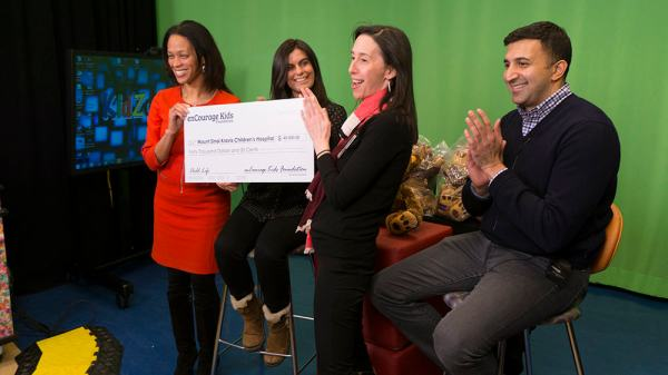 KidZone TV check presentation
