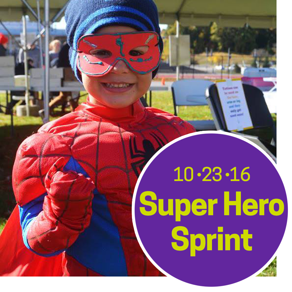 Super Hero Sprint 2016