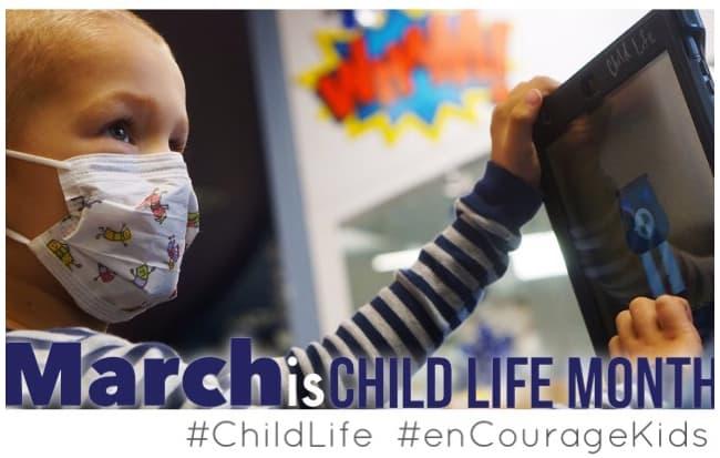 child life month