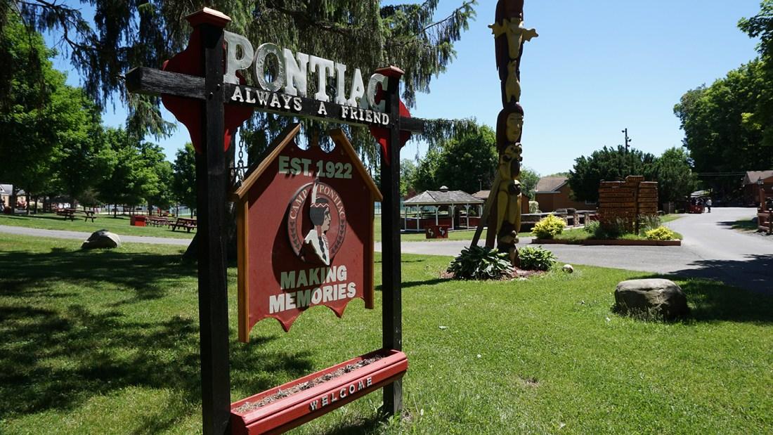 Camp Pontiac 2016