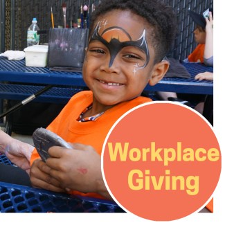 Ways to Give - Workplace Giving