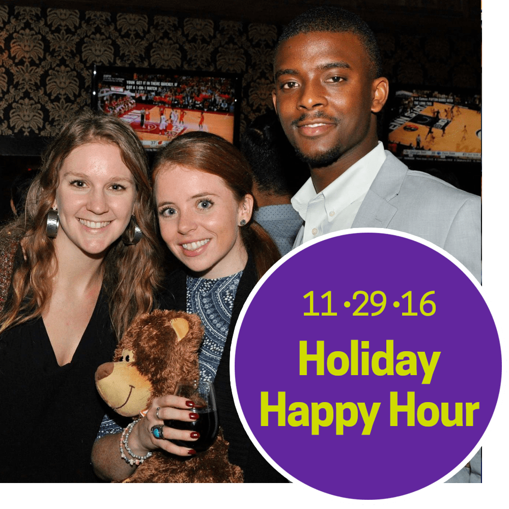 Holiday Happy Hour 2016