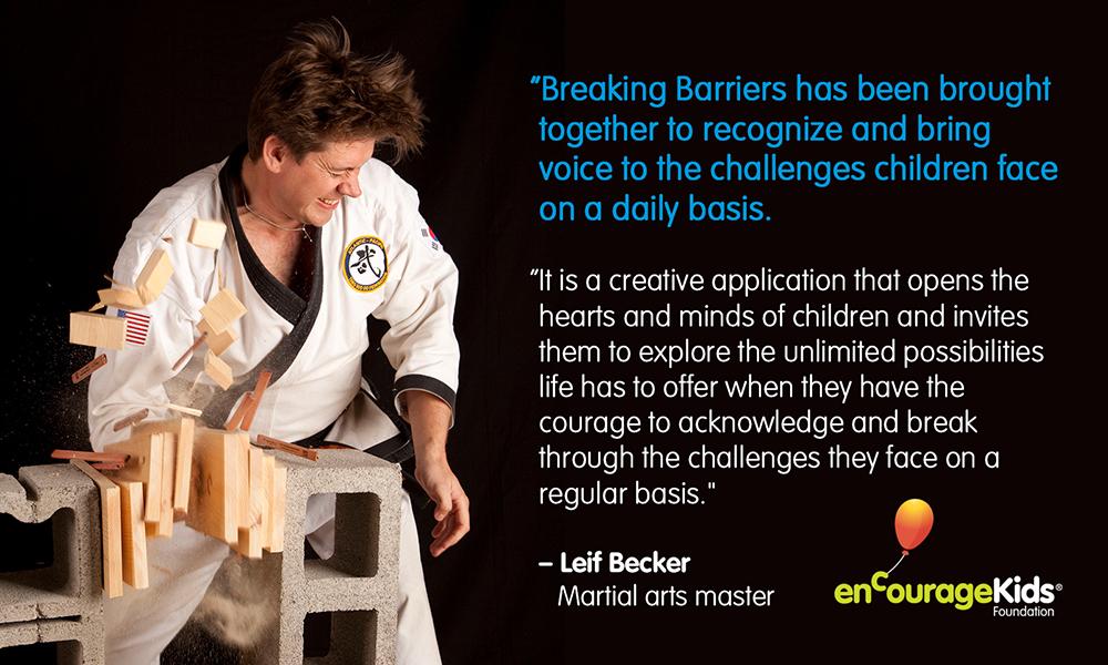 Breaking Barriers - Leif Becker