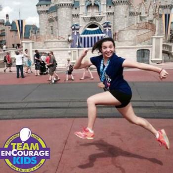 Team enCourage Kids - NYC Marathon
