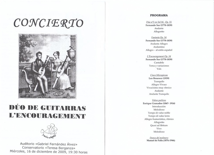 "Conservatorio ""Teresa Berganza"""