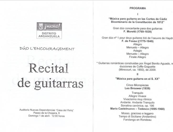 "Auditorio ""Casa del Reloj"" (Madrid)"