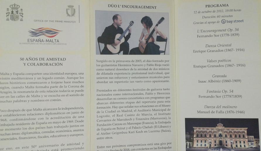 Embajada de España en Malta