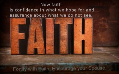Faith: Act – React – Interact
