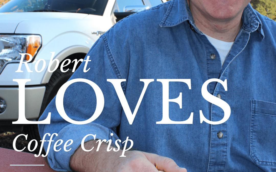Rob Loves Coffee Crisp