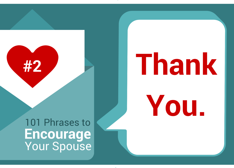 Gratitude in Marriage