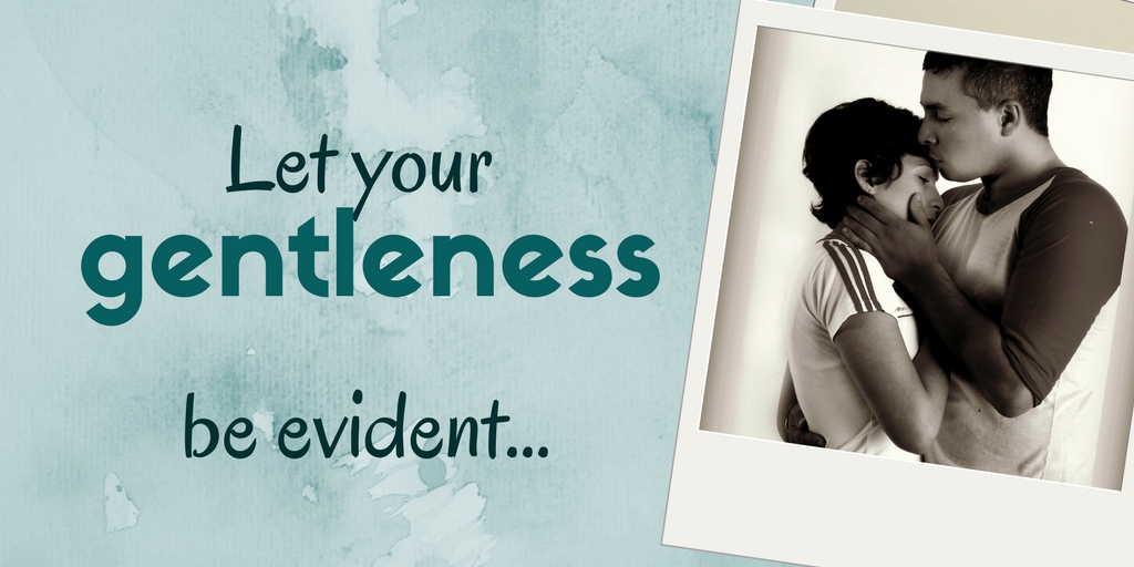 Gentleness - It's the Strong Value Your Marriage Needs
