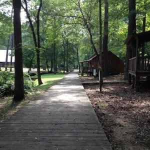 Log Cabins Tannehill