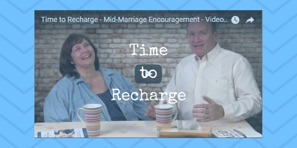 Recharge – Make time!