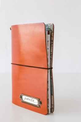 notebook midori personalizado con nombre