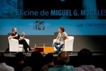 Coloquio con Miguel G. Morales y Alejandro Krawietz.