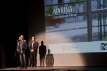 Haliam Pérez presenta MARINA.