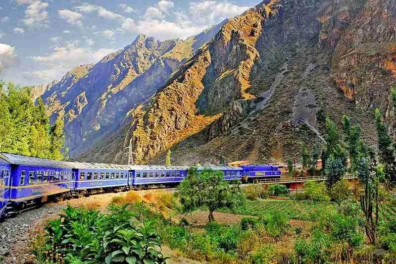 Machu Picchu By Train, Machu Picchu One Day Tour From Cusco