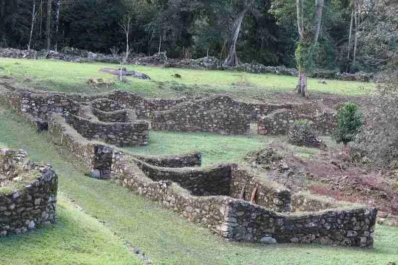 Choquequirao Vilcabamba Trek to Machu Picchu