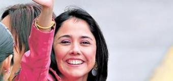 52% a favor de candidatura de Nadine Heredia, según Datum