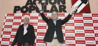 Candidatos al congreso favoritos del Acción Popular en Lima