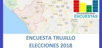 Encuesta Alcaldía Provincial de Trujillo – Setiembre 2018
