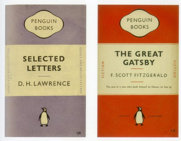 Penguin book design - Jan Tschichold