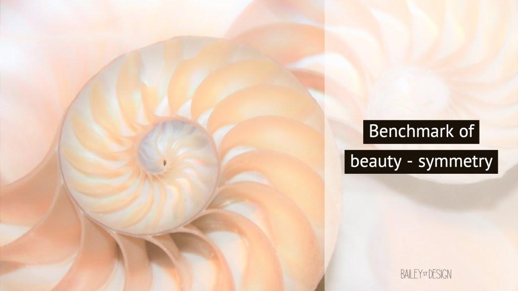 Benchmark of beauty symmetry