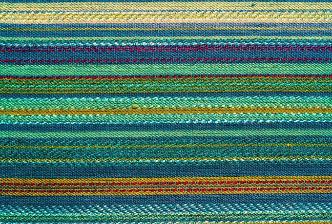 textile fabric striped