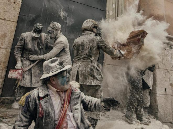 floured wall press photo festival
