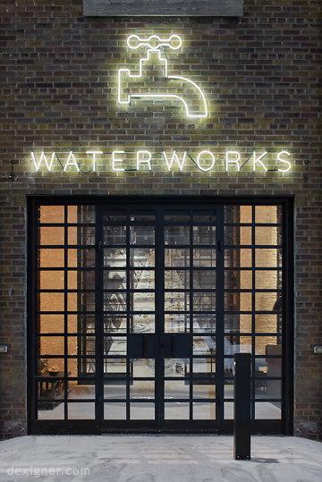 Waterworks Presentation Centre 01
