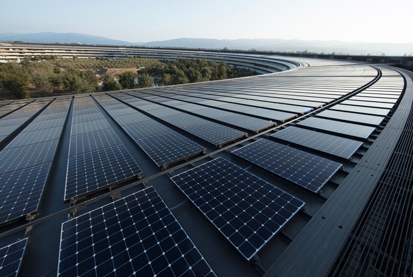 apple announces it is now globally powered by 100 percent renewable energy
