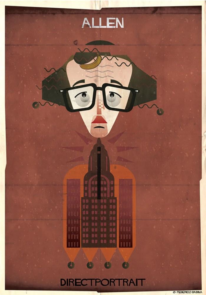 federico babina film posters
