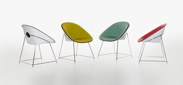 Konstantin Grcic Unveils The CUP Chair For Plank