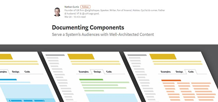 Documenting Components