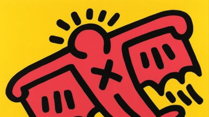 Keith Haring Icons