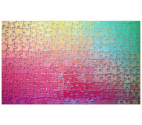 Color Changing Puzzle