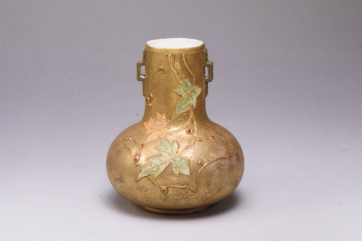 vase -  Faience Manufacturing Company