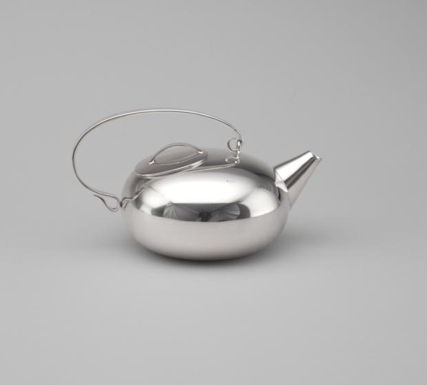 Lino Sabattini Boule Teapot 1950