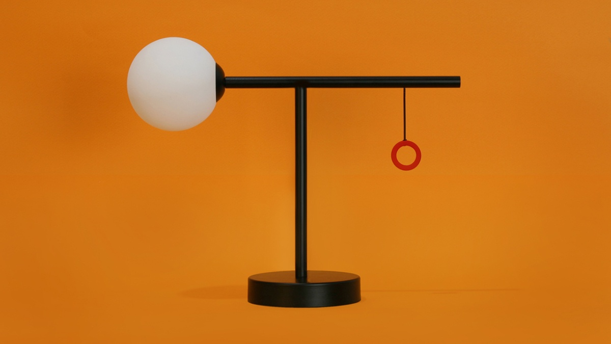 Studio Más Design Lamp