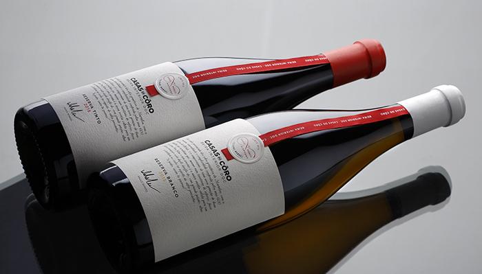 Casas do Côro wines