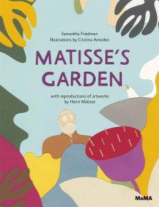 Matisse's Garden Book Cover