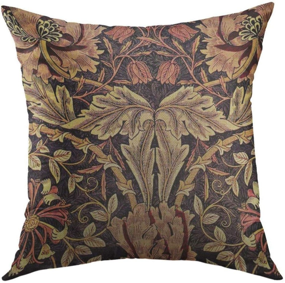 Mugod Decorative Throw Pillow Cover for Couch Sofa