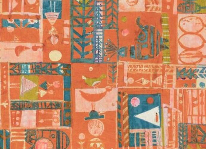 Jacqueline Groag Textile Design
