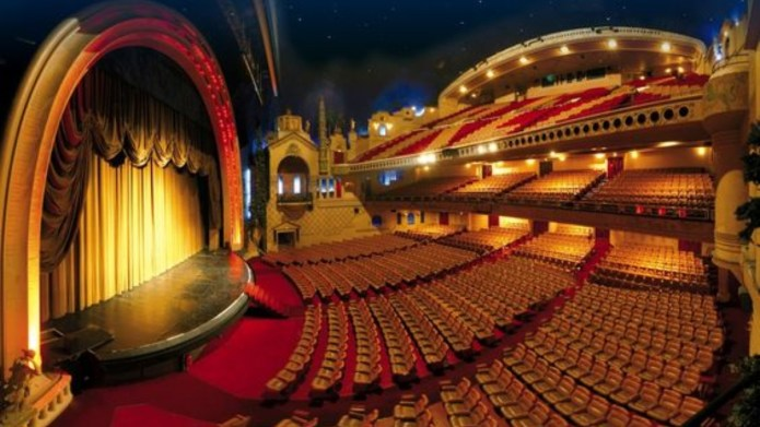 John Eberson - Atmospheric Theatre Design