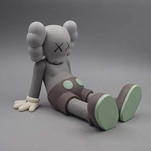 KAWS Action Figure Gray