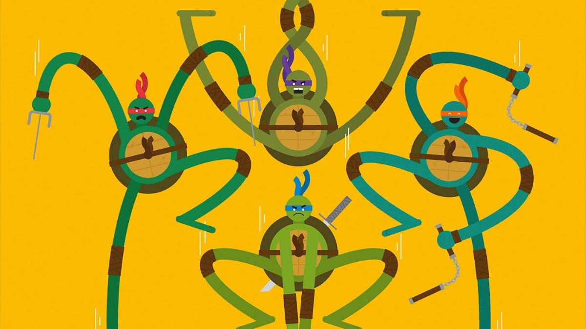 Ricardo Veronez - Quirky Pop Culture Illustrations