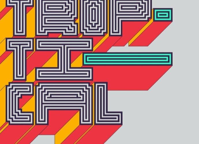 Troptical Font